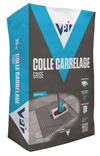 Colle Carrelage Grise 25 kg